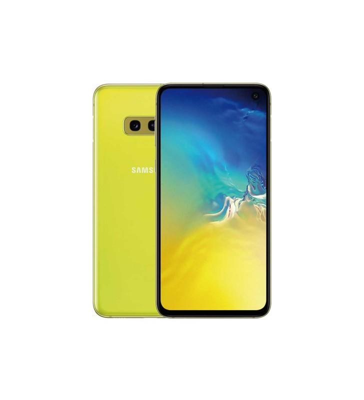 """Smartphone Samsung Galaxy S10e SM-G970F/DS 6.1 FHD 6GB 128Gb 12MP Yellow"""""""