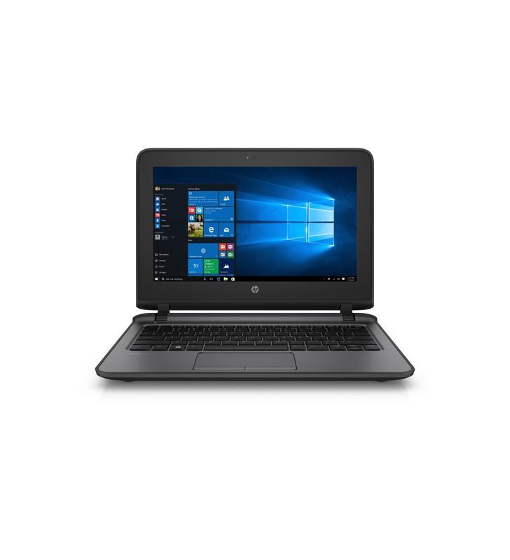 "Notebook HP ProBook 11 G2 TOUCHSCREEN Intel 4405U 2.1GHz 8Gb 500Gb 11.6 Windows 10 Professional"""