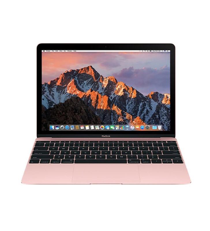 "Apple MacBook (A1534) MLHA2LL/A Inizio 2016 Core m3-6Y30 8Gb 256Gb SSD 12 MacOS Catalina RoseGold"""