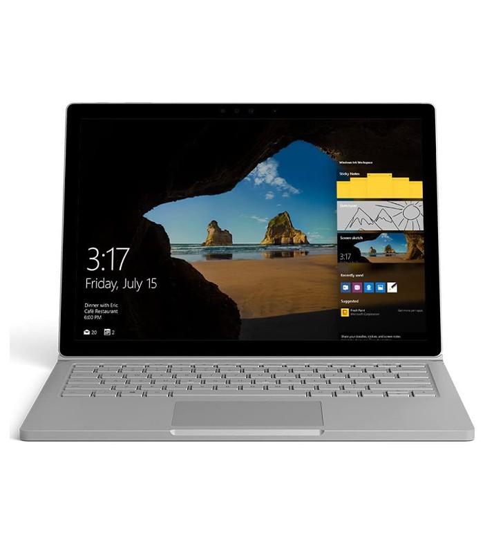 "Microsoft Surface Book 1703 Intel Core i5-6300U 2.4GHz 8Gb 128Gb SSD 13.3 Windows 10 Professional [Grade B]"""